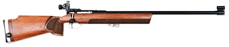 """Крупнокалиберная винтовка """"Рекорд""""-1 в стрелковом тире """"Измайлово"""""""