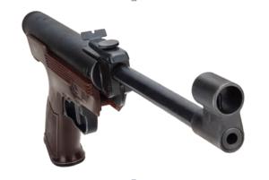 Пистолет пневматический ИЖ 40