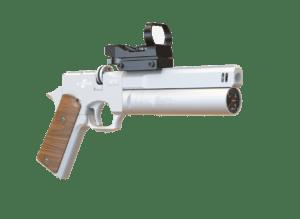 """Пневматический пистолет Ataman AP16 4.5 кал. Стрелковый клуб """"Измайлово"""""""