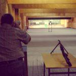 Стрелковая галерея тир Измайлово