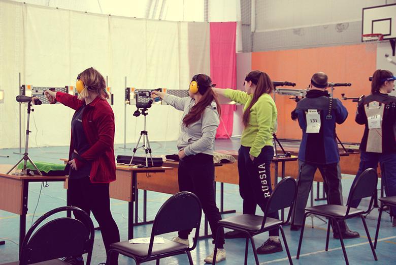 Пулевая стрельба соревнования Владимирская область